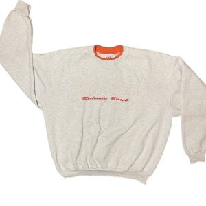 Vintage Redondo beach crewneck sweater